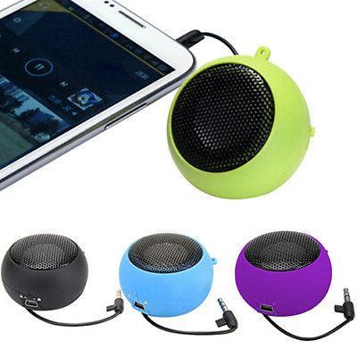 Mini Hamburger Speakers Amplifier For iPod For Laptop Tablet