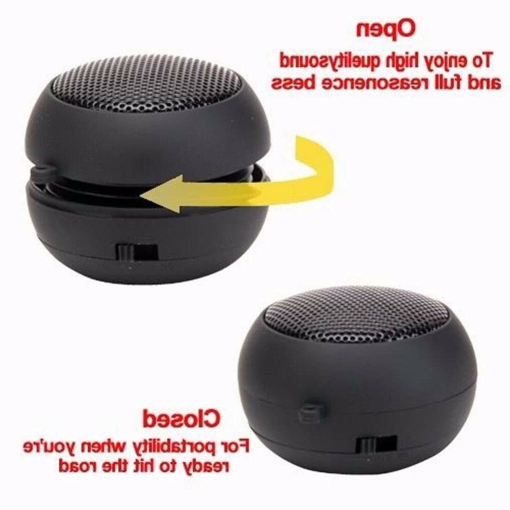 mini portable speaker hi fi battery mp3