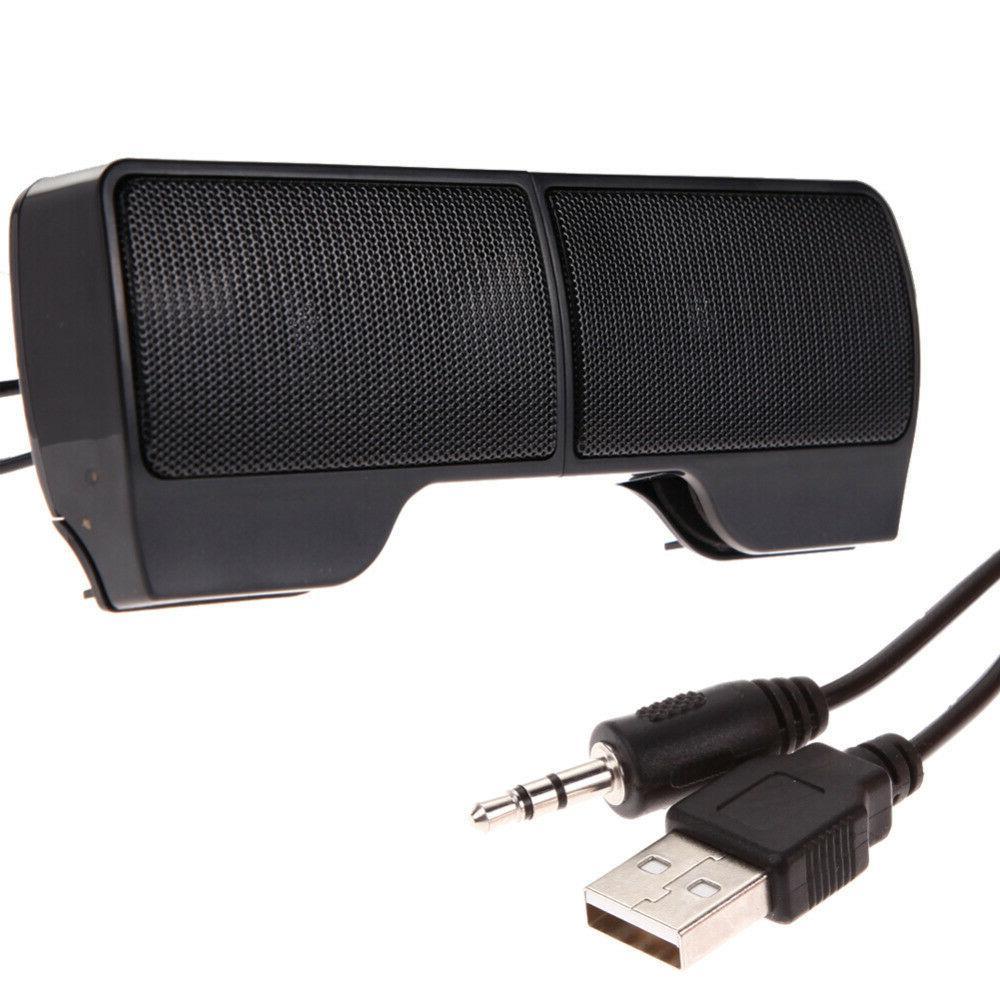 Mini Portable Speaker for Notebook Laptop Computer PC