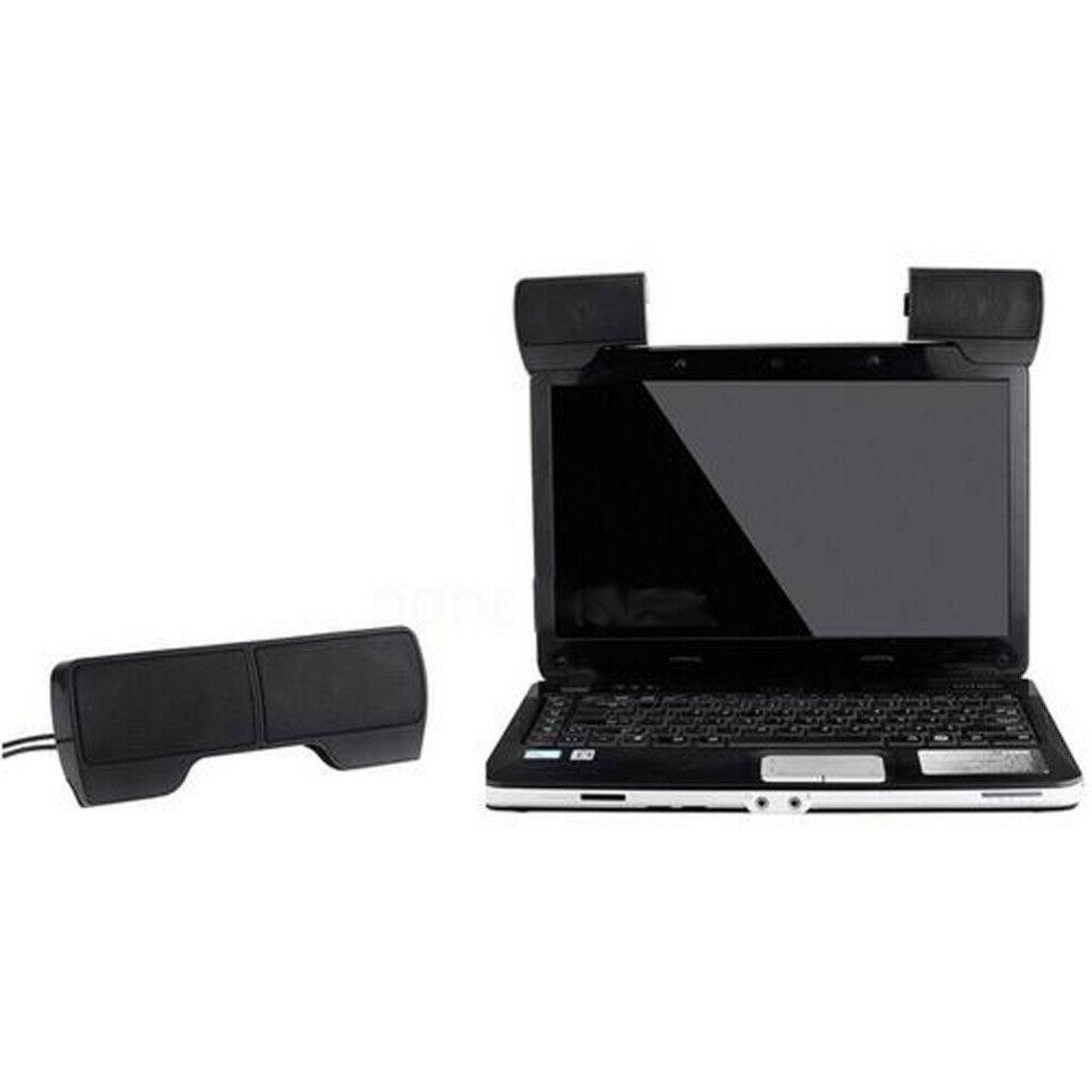 mini portable usb stereo speaker for notebook
