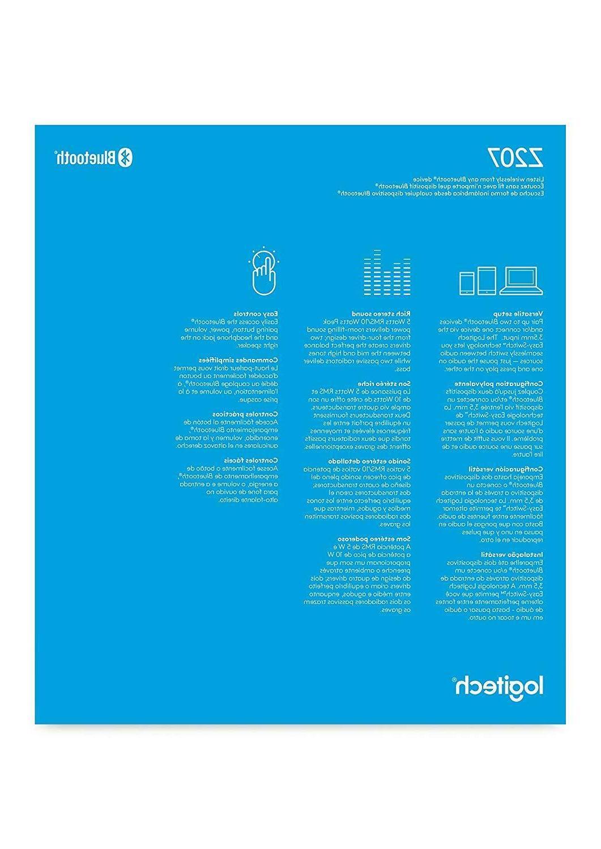 Logitech Multi Speakers TV Tablet