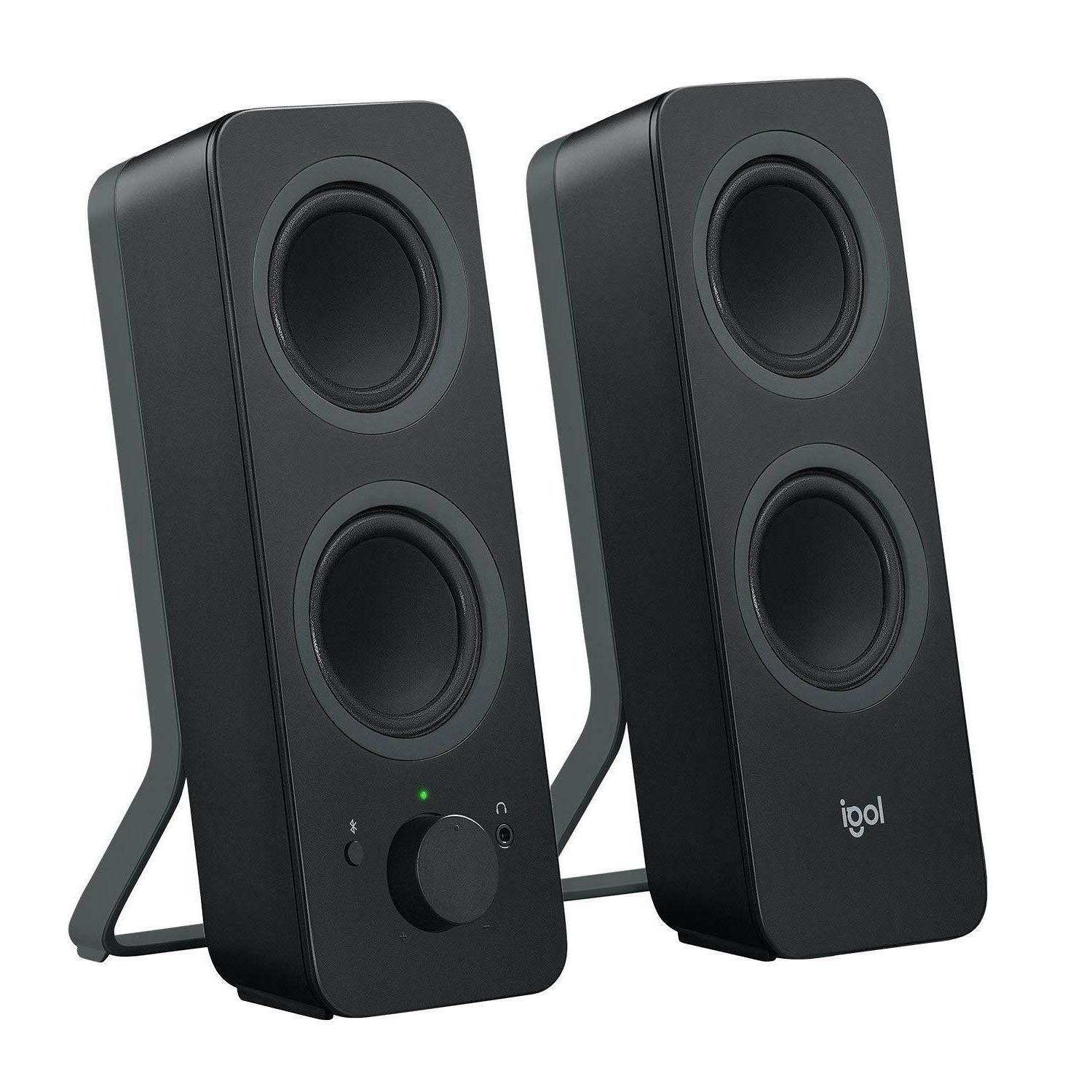 multi device stereo speakers bluetooth wireless pc
