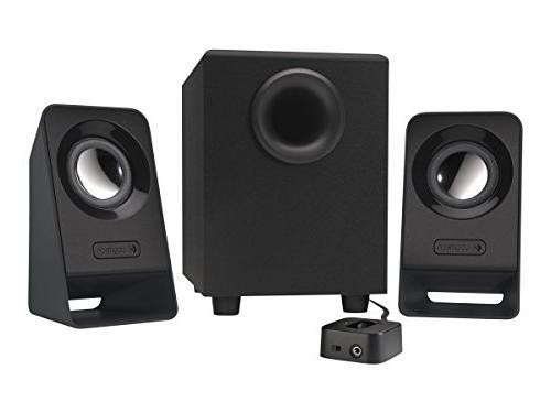 multimedia 2 1 speakers z213