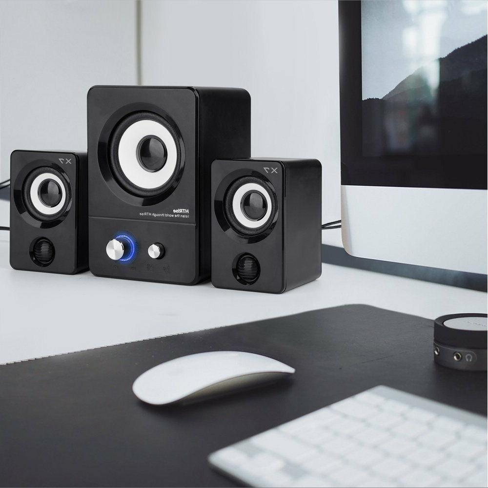 Multimedia PC 2.1 Bass Subwoofer