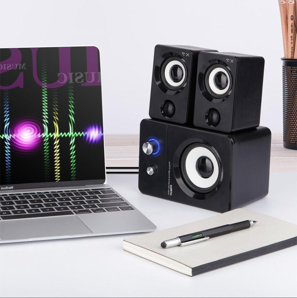 Multimedia Speaker PC Laptop 2.1 Subwoofer