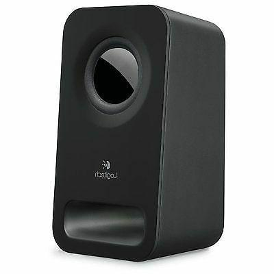 multimedia speakers z150 with stereo sound