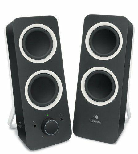 Logitech Speakers Multiple Devices, Black