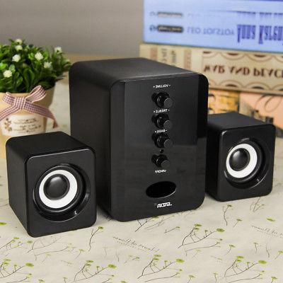 usb2 1 power computer speakers wired desktop