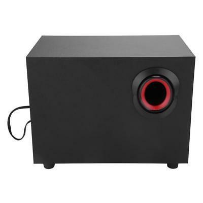 Multimedia Stereo Speaker Subwoofer For Computer Desktop PC Laptop Notebook