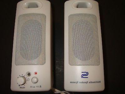 NEW-125 WATTS Multimedia Stereo SPEAKERS,SPB-691, *