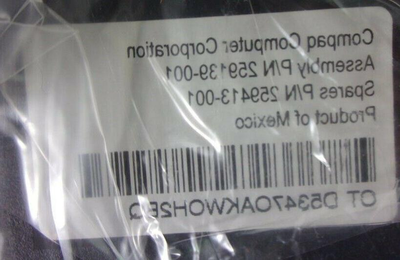 NEW OPEN BOX JBL Compaq 259139-001 SP08A11 Platinum