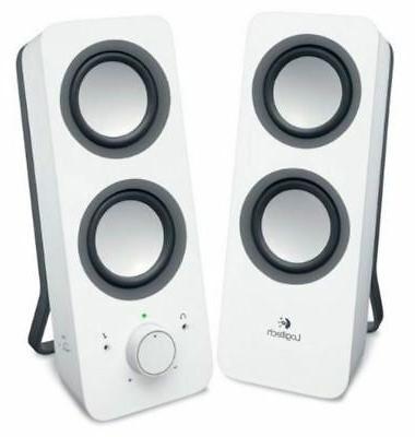 new z200 multimedia speakers stereo sound snow