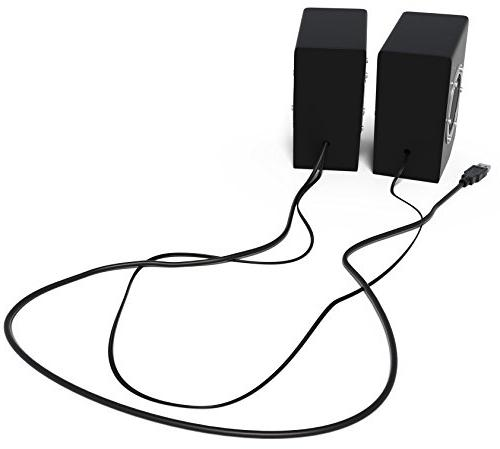 OfficeTec SP212 Computer Speakers Sound