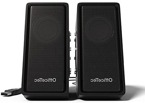 OfficeTec SP212 USB Computer Sound