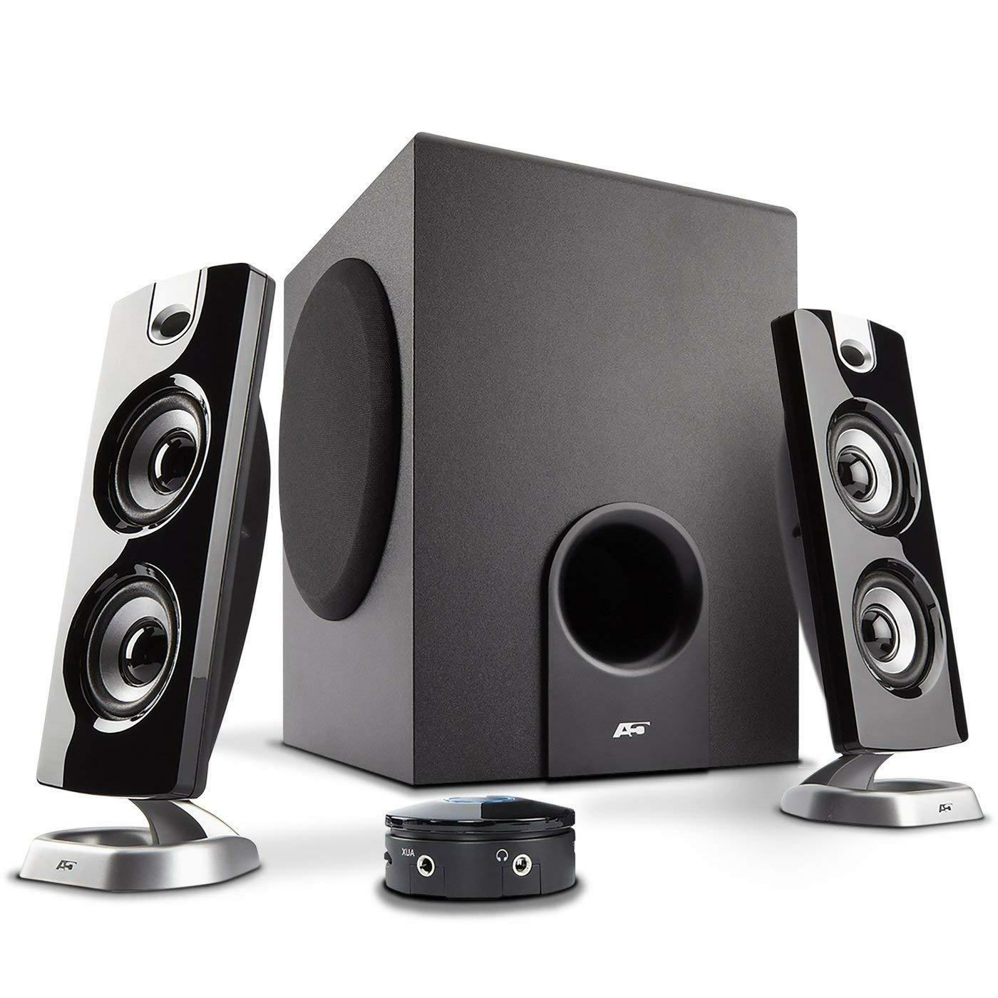 pc gaming speaker sound system with subwoofer