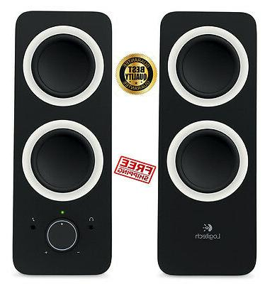 pc loud speakers laptop desktop computer stereo