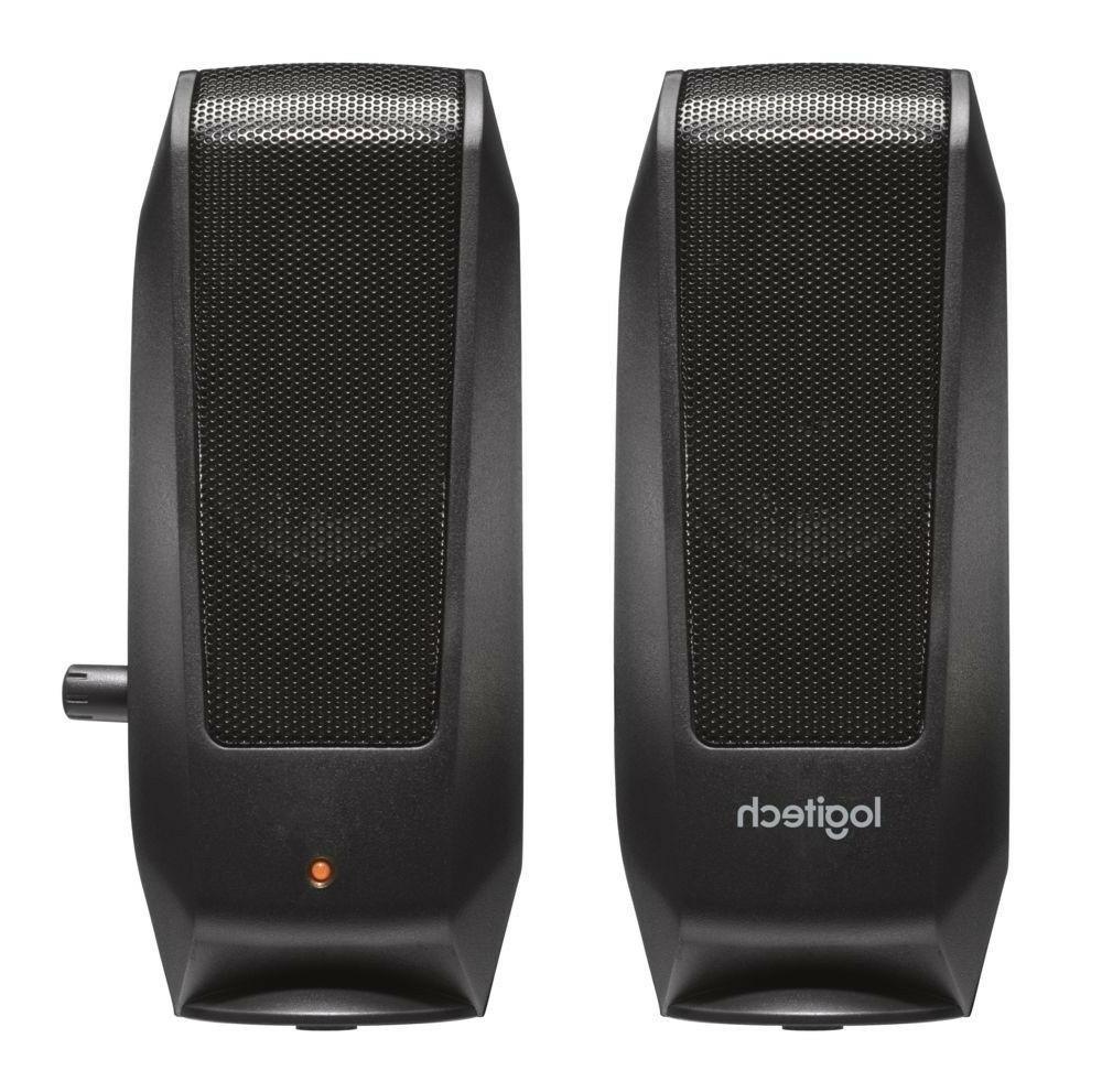 PCSmall TVPortable Surround Speakers Desktop Audio