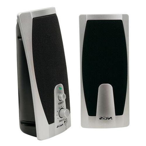 PC Speakers 2.0 NGS SB150 High Quality Electronics Technolog