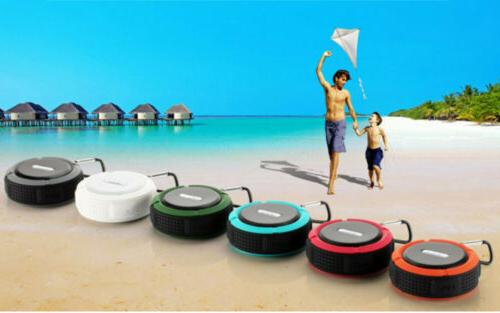 Portable Bluetooth Speaker Bass for Samsung iPhone