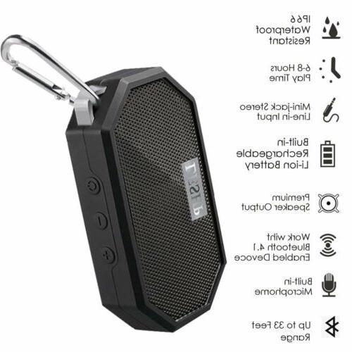 Portable Bluetooth Super Bass iPhone Samsung PC