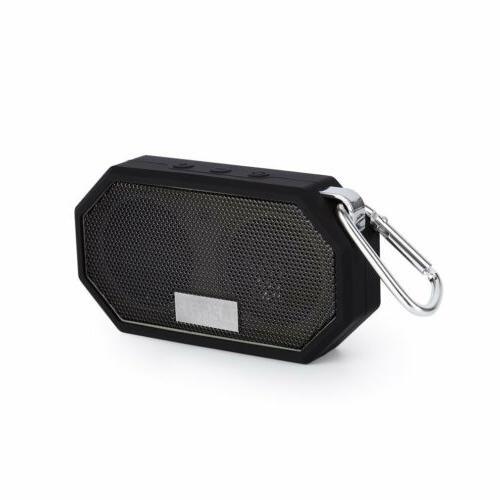 portable bluetooth wireless mini super bass speaker