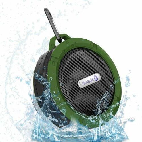 Portable Bluetooth Wireless Super Bass iPhone Samsung