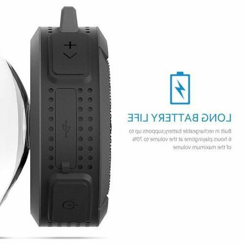Portable Bluetooth Bass Mini Speaker iPhone PC
