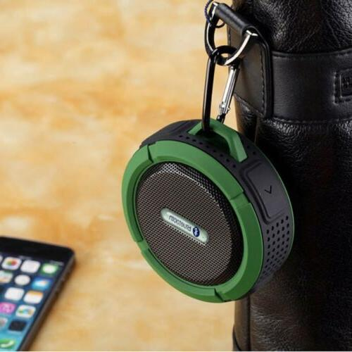 Portable Bluetooth Bass Speaker iPhone Tablet