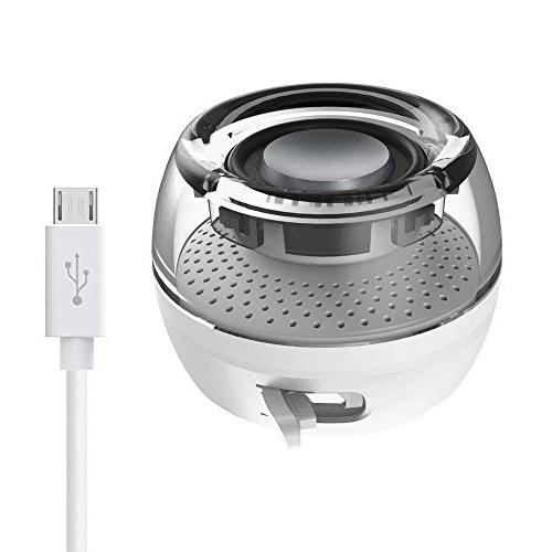 Mini 3W Mobile with 250mAhLithium with AUX Audio Interface, and Play iPad,