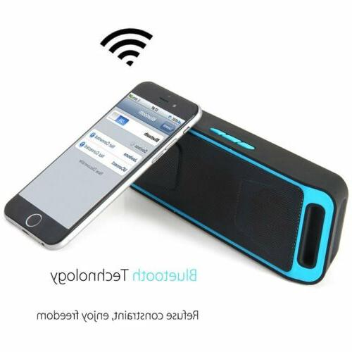 Portable FM Stereo Phone Tablet