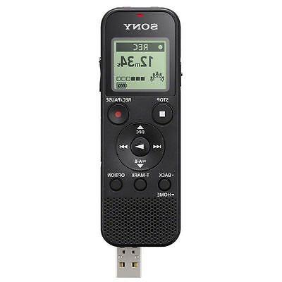 Sony Voice Recorder + Built-in Battery