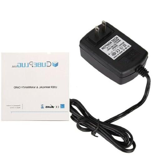 cubeplug power supply for logitech white 2