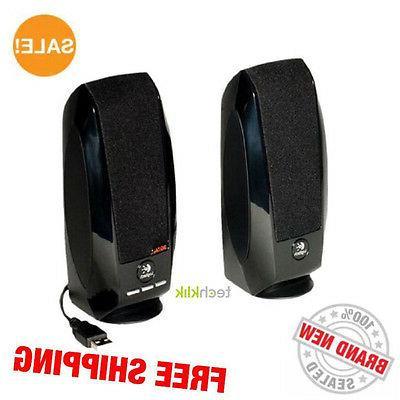 s150 usb speakers with digital sound