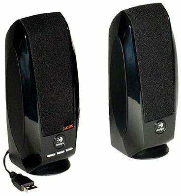 LOGITECH S-150 SPEAKER Enjoy rich digital USB sound edgy des