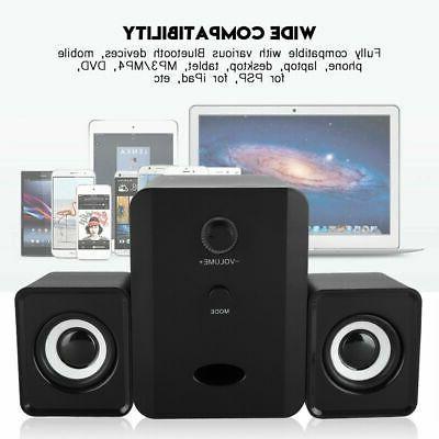 SADA USB Speakers HiFi Speakers Subwoofer