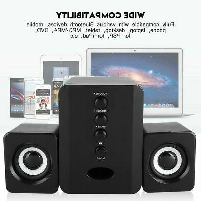 HiFi Music Speakers Subwoofer For Computer