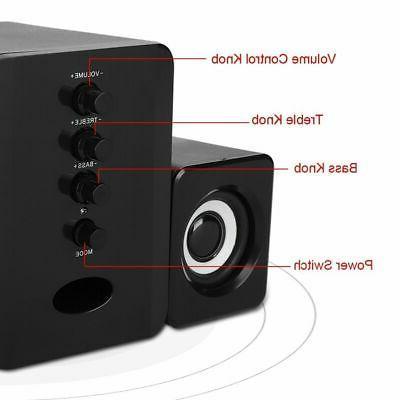 SADA Bluetooth Speakers HiFi Subwoofer