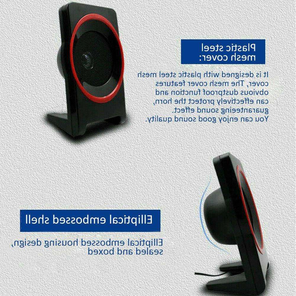 SADA SL-8018 Multimedia Speakers USB Wireless Desktop Phone Subwoofer