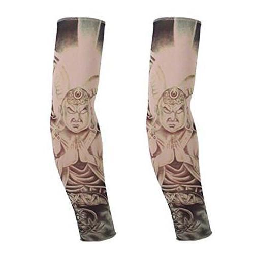 slip accessory temporary tattoo sleeves