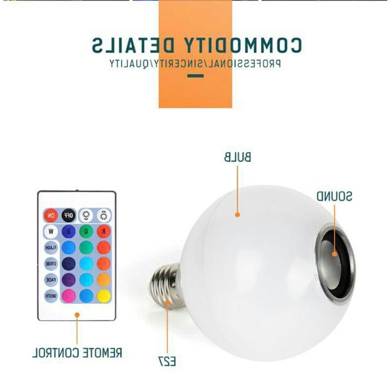 270 degree E27 RGB LED with Control