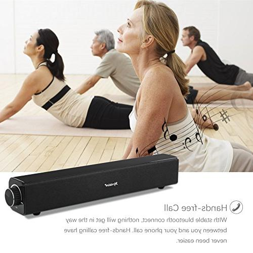 Sound Wired Audio Theater TV TV, Cellphone, Tablets Projector and