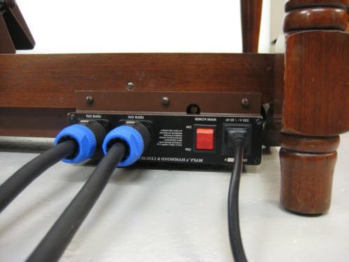Speakon Cable 1pc Copper 2pcs Male Connect Plug