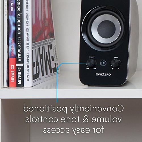 Creative T15 2.0 Speaker