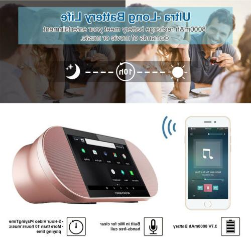 KOCASO Wireless Speaker Quad Android PC 8GB+1GB