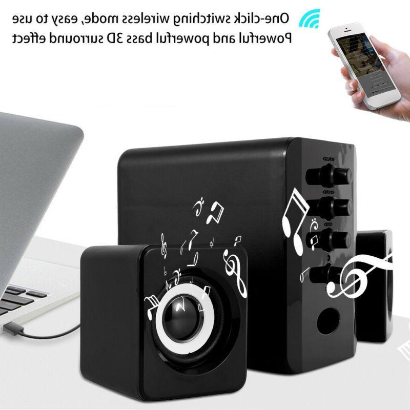 USB 2.1 System PC Laptop Audio