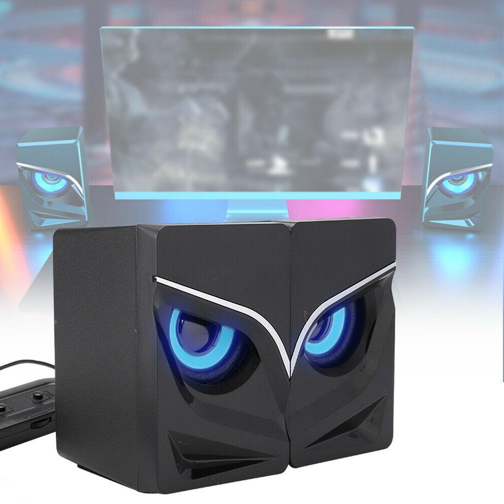 USB 2.1 Computer with Speaker for PC Desktop