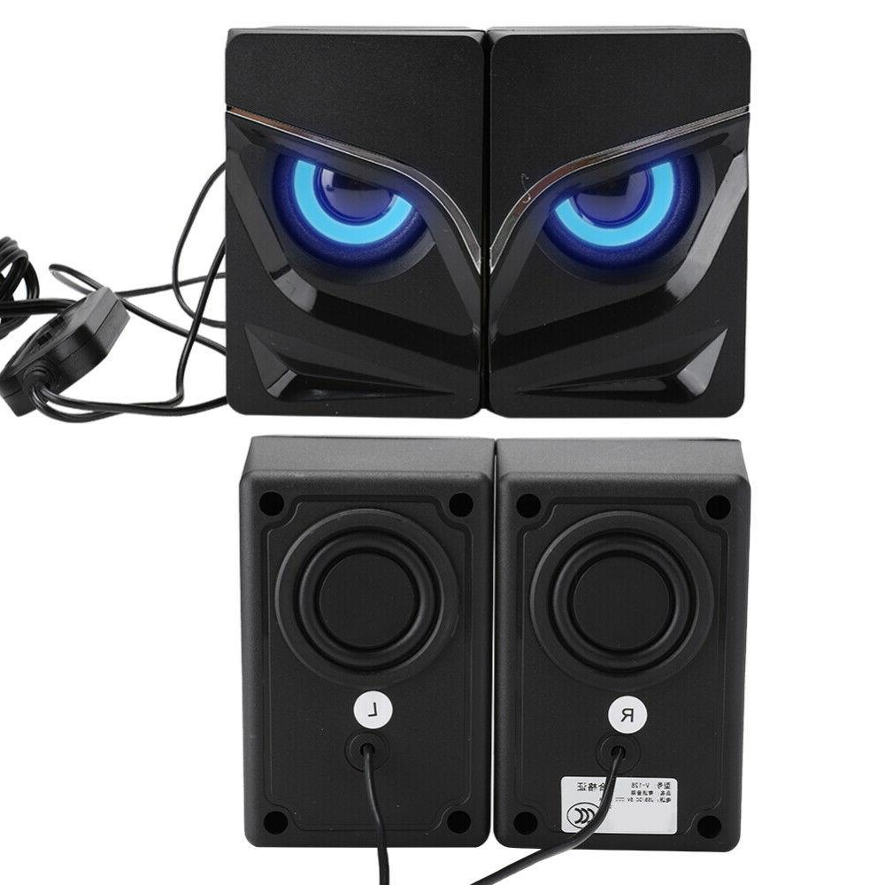 USB Computer Speakers for