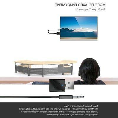 USB Transmitter/Receiver for Headphone