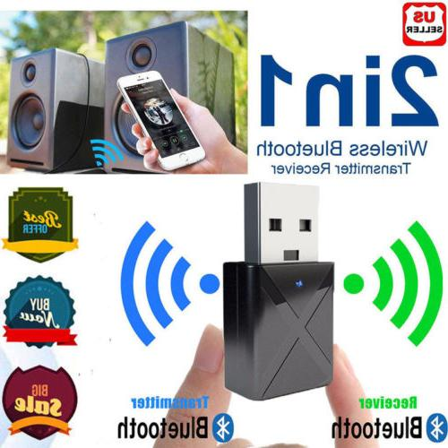 usb bluetooth 5 0 receiver audio transmitter