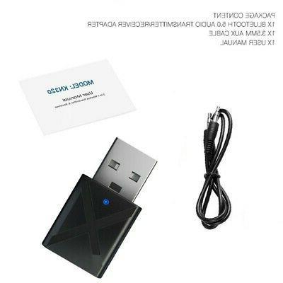USB Audio For TV/PC Headphone Speaker